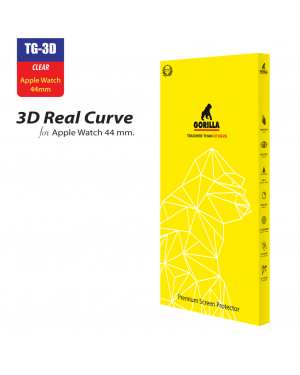 3D Real Curve Tempered Glass 44MM Apple Watch
